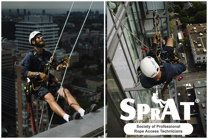 Safer and more cost effective, rope access is a better alternative to other traditional at-height access methods such as scaffolding, swing-stages and bosuns chairs.