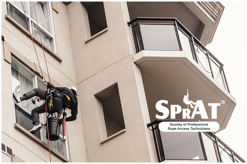 Rope Access Maintenance & Repairs